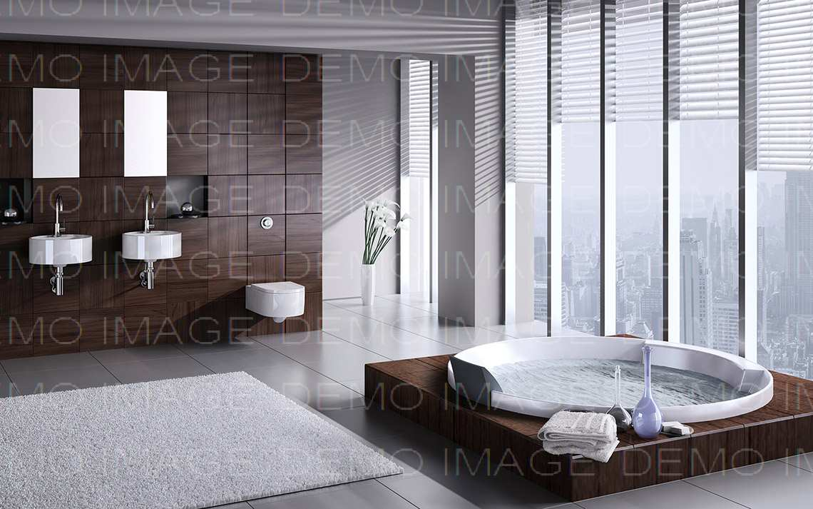 Interior Design of Suite Room