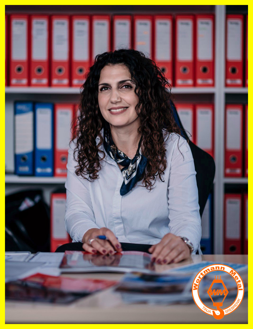 Dijana Sofić - Voditelj najma dizalica.