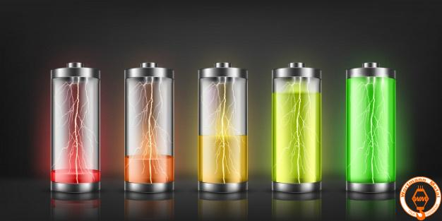 set-battery-charge-indicators-with-lightning-flashes-with-low-high-energy-levels_1441-2559